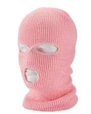 Ski Mask Knitted Face Cover Winter Balaclava - uzamakianime