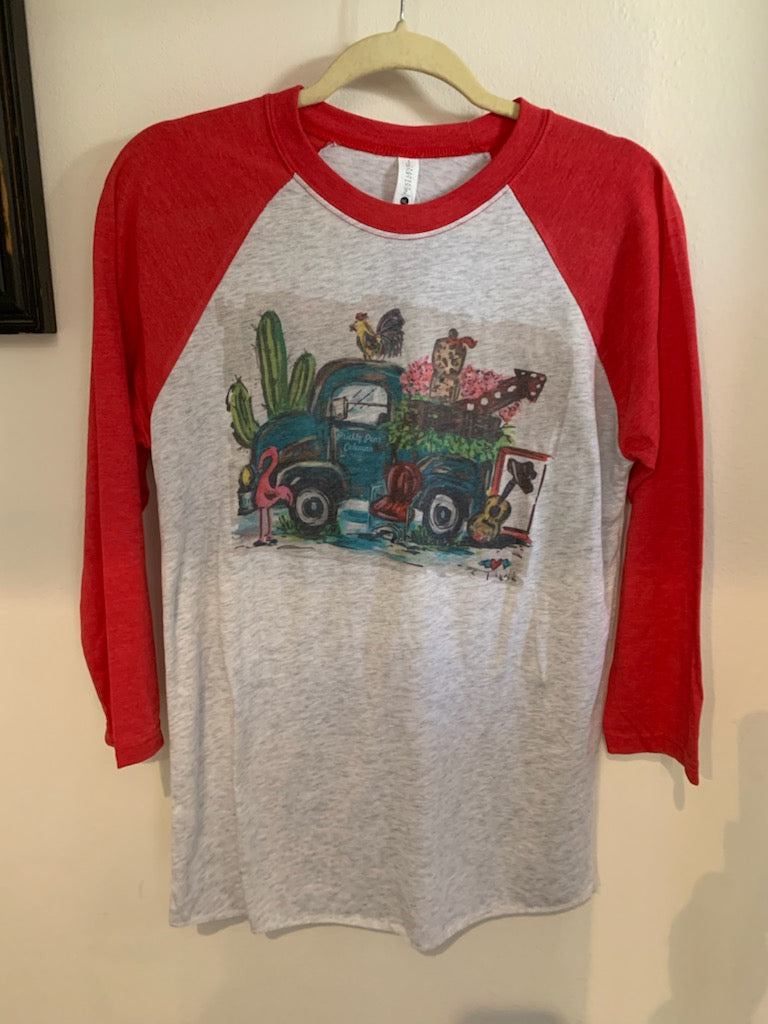 Prickly Pear Tee