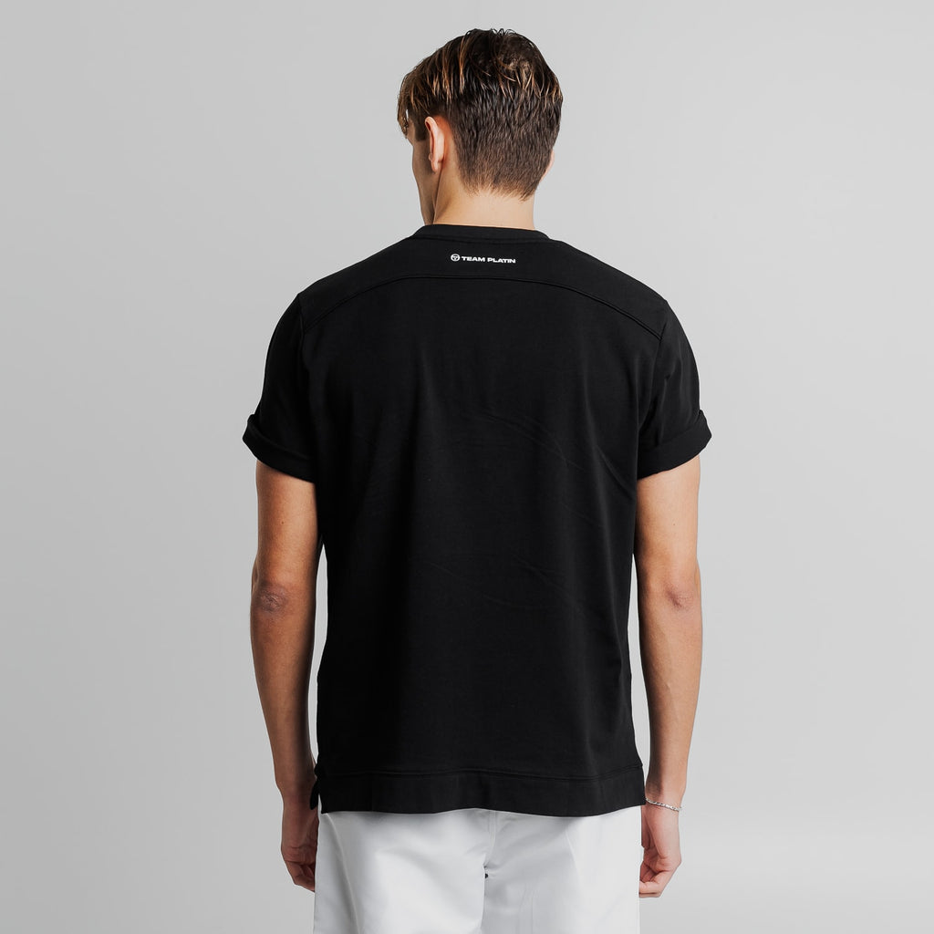 Fire T-Shirt black