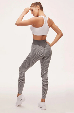 High Waist Scrunch Legging™