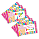Ice Cream Favor Tags