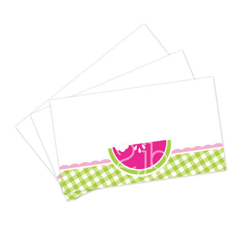 Watermelon Favor Tags