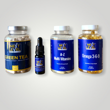 Load image into Gallery viewer, Health and Wellbeing bundle (choice of CBD product)