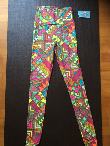 Hautebum RETRO TRIBAL Leggings
