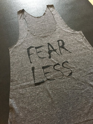 Soul&Society Fear Less in Dark Grey