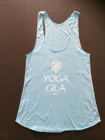 SG50 #sgyogi - YOGA GILA in Baby Blue