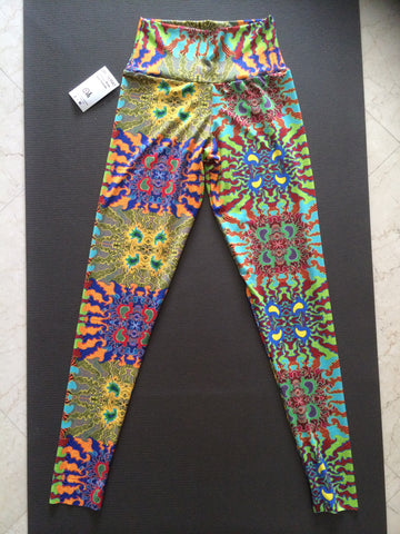 OffTheMat SUNNY PATCHWORK Leggings