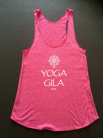 SG50 #sgyogi - YOGA GILA in Rose Pink