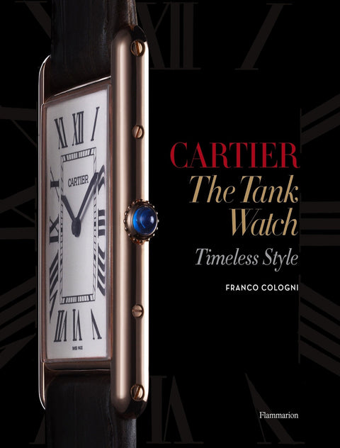 Cartier, The Tank Watch