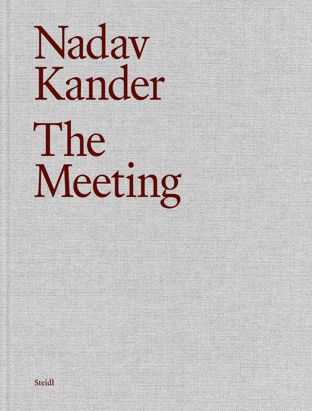 Nadav Kander, The Meeting
