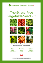 Load image into Gallery viewer, The Stress-Free Vegetable Seed Kit