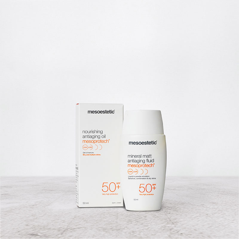 Nourishing Anti-aging Oil Sunscreen 50ml
