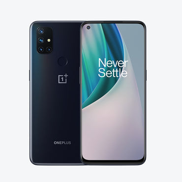 World Premiere Global Version OnePlus Nord N10 5G 6GB 128GB Snapdragon 690 Smartphone 90Hz Display 64MP Quad Cams Warp 30T NFC