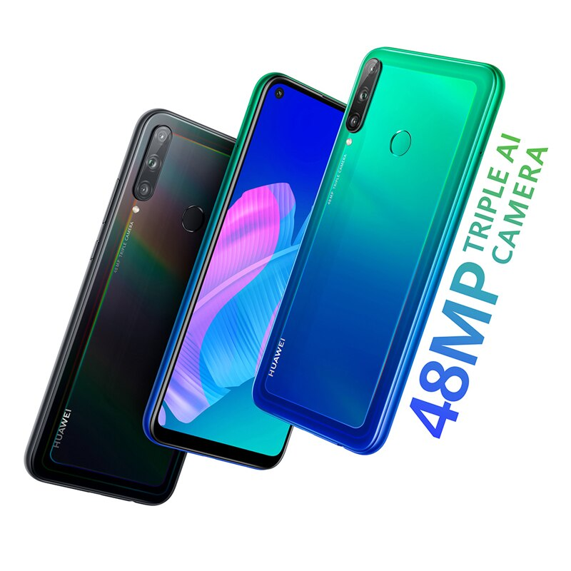 Huawei P40 LITE E 3 hard GB + 64 hard GB 4000mAh posted 2 years warranty official sent from Spain