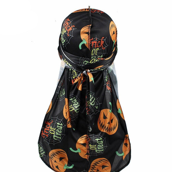 Legendary Halloween Silk Durag