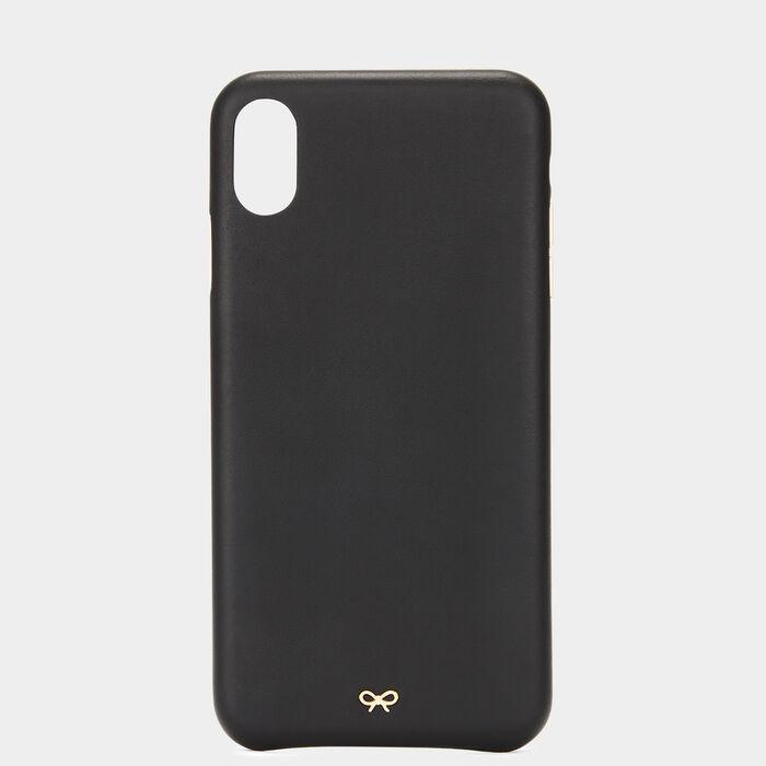 iPhone X/XS Case with Screwdriver in Black Circus