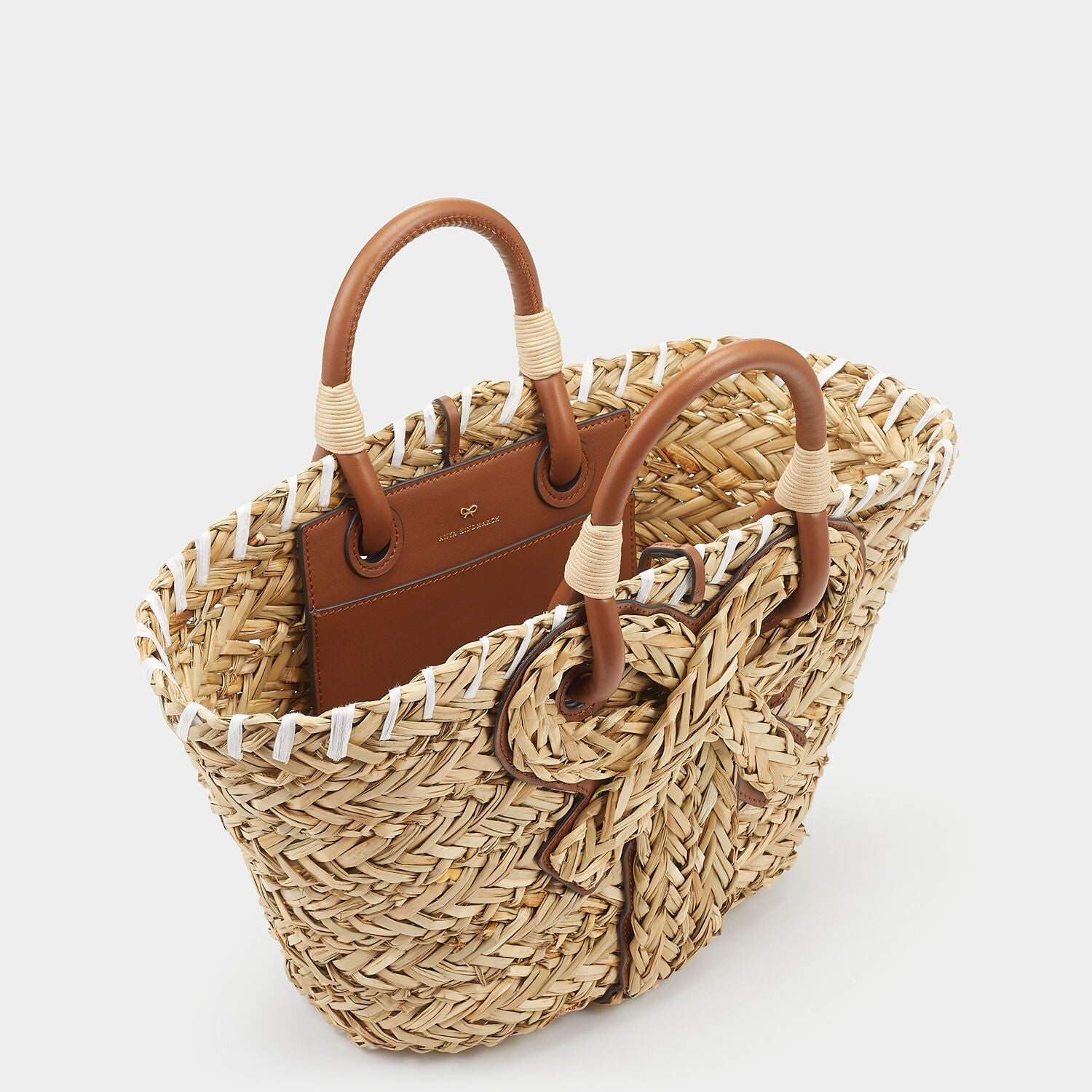 Small Bow Basket