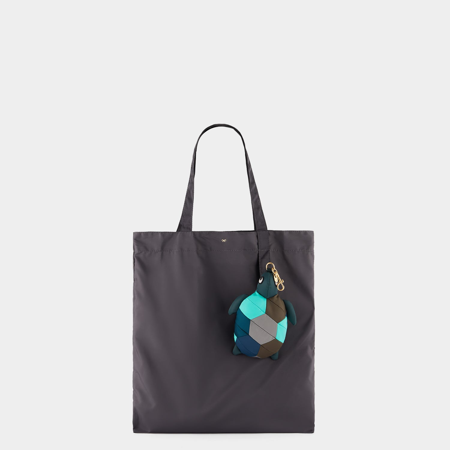 Turtle Charm Shopper