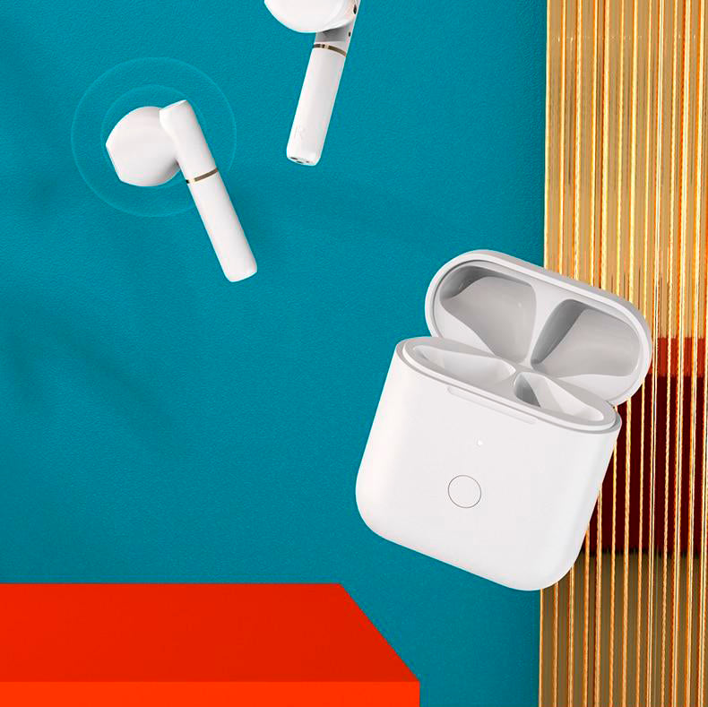 Fone de Ouvido Bluetooth T8 Earbuds - QCY