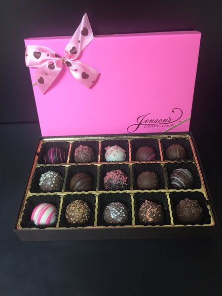 Assorted Truffles 7.5 oz