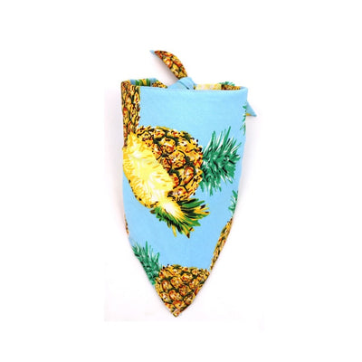 Dog Bandana Fruit Printed