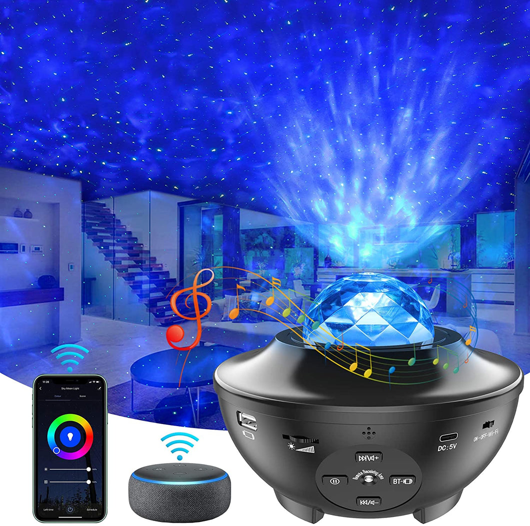 Aurora Lights Star Scape Projector