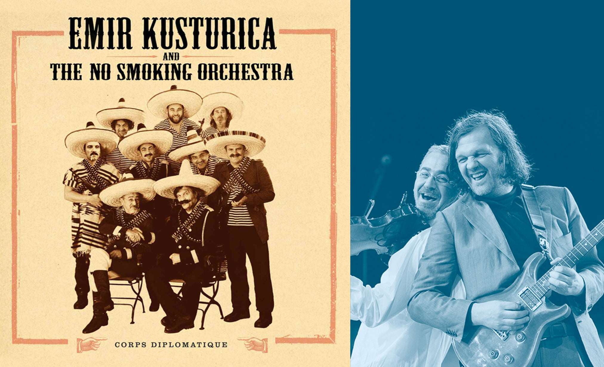 Kusturica & The No Smoking Orchestra - Vol. 6