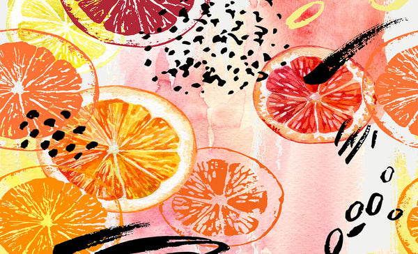 Discover The Fresh Magic Of Sparkling Citrus