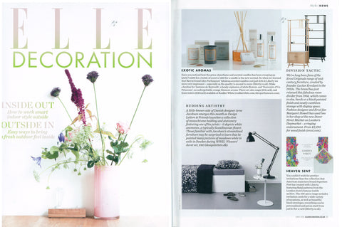 Elle Decoration UK Ideo Parfumeurs