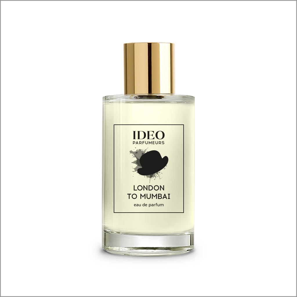 London To Mumbai - eau de parfum | Ideo Parfumeurs