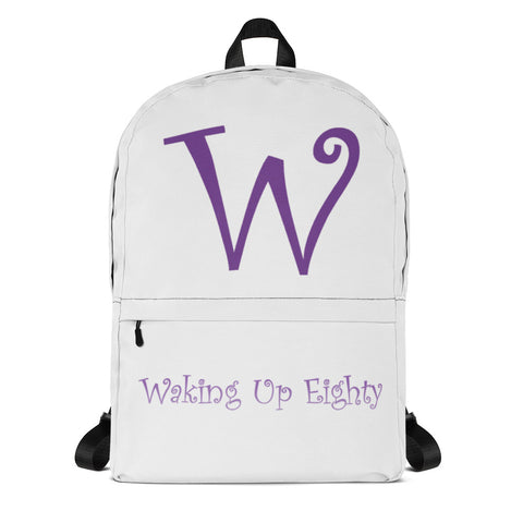 Waking Up Eighty Backpack