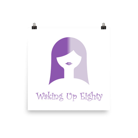 Waking Up Eighty Poster