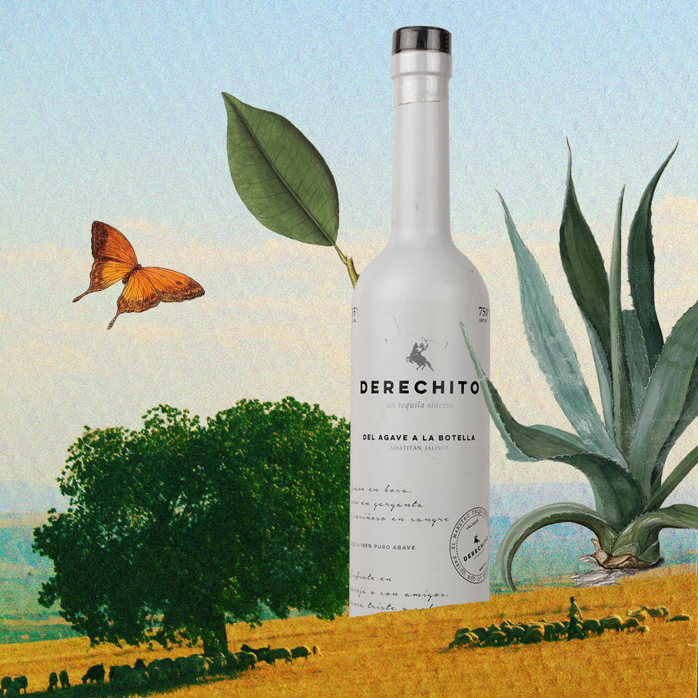 TEQUILA DERECHITO | BLANCO