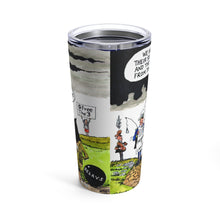 Load image into Gallery viewer, #FreeThe3 - MARSOC 3 - Tumbler (20oz)