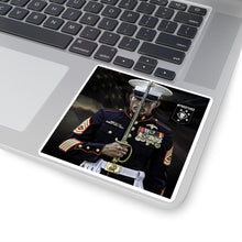 Load image into Gallery viewer, MARSOC 3 - Josh Negron - Supporter Sticker