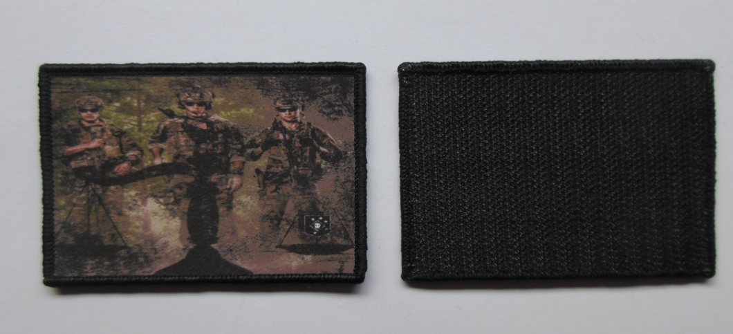 #FreeThe3 - MARSOC 3 - Patch