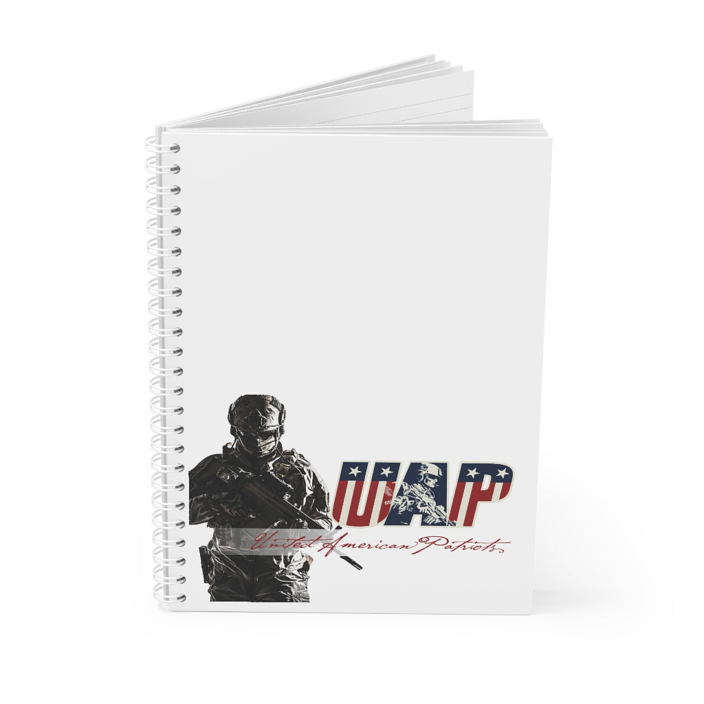 UAP Spiral Notebook