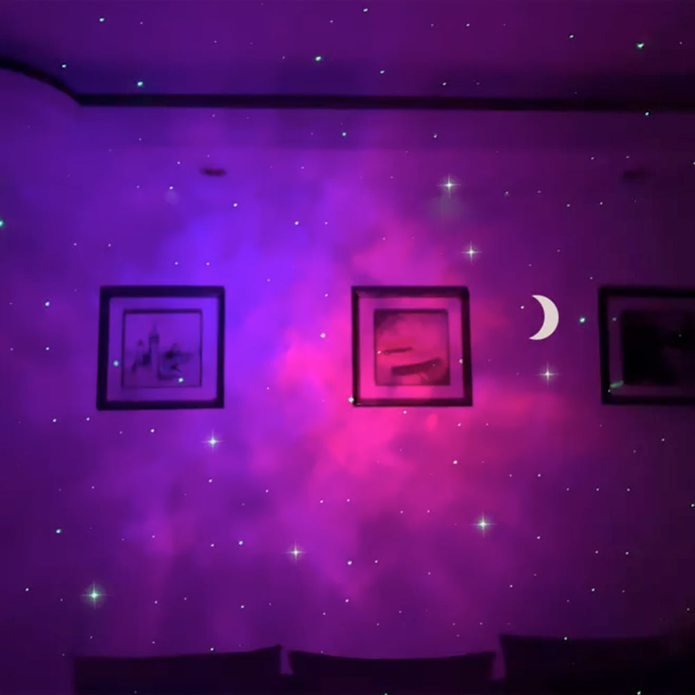 【Cosmos Bedroom】LED Starry Sky Star Projector Light Nebula Night Lamp Aus Galaxy
