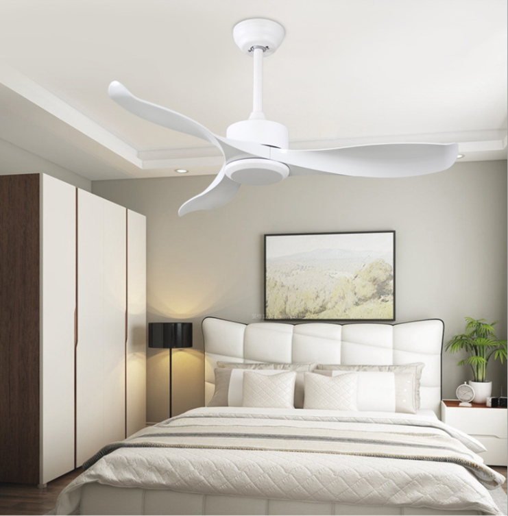 52'' Modern Ceiling Fan with Remote Control