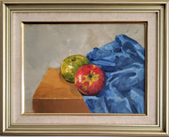 George Freeman – Still Life with Apples