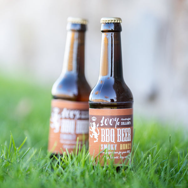 100 % Handcrafted BBQ Beer