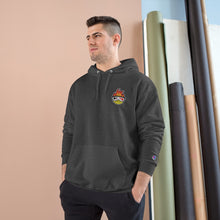 Load image into Gallery viewer, Evan Ferry Hot Head Logo Champion Hoodie
