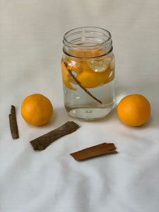 Zero Waste All Purpose Cleaner Recipe (Holiday Fragrance)