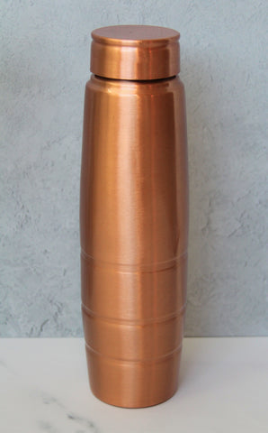 Copper Water Bottle (Large Mouth)