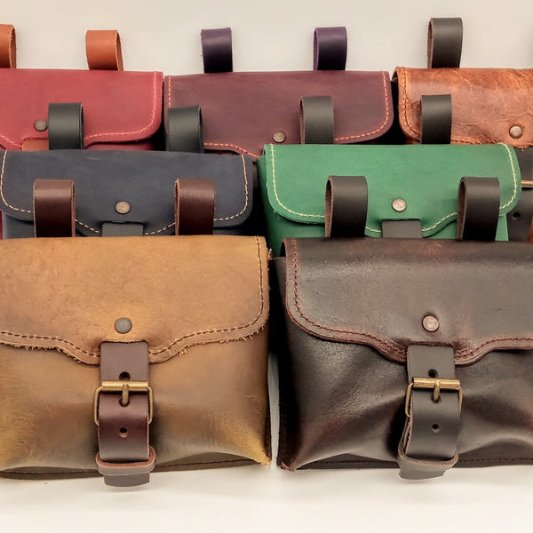Belt Pouches with buckle