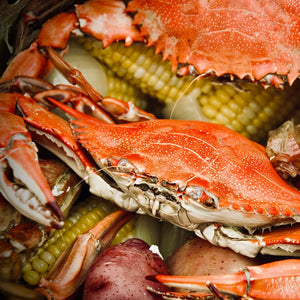 Dungeness Crab Bucket - New Year's Eve & New Year's Day Pickup ONLY