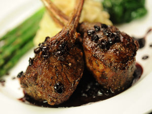 Double Cut Colorado Lamb Chops