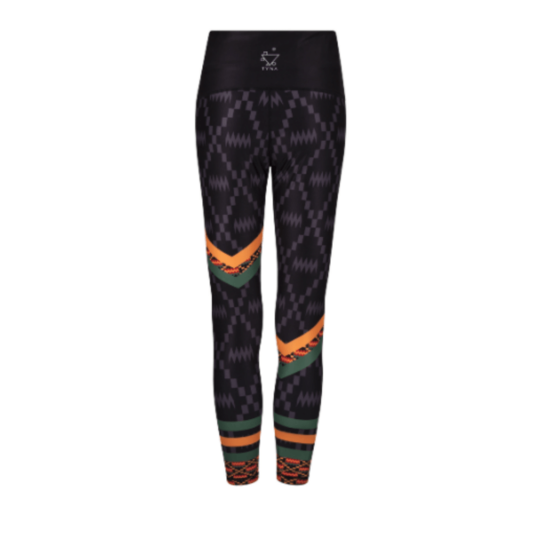 Afrifitness Leggings Kayentee Splash Leggings