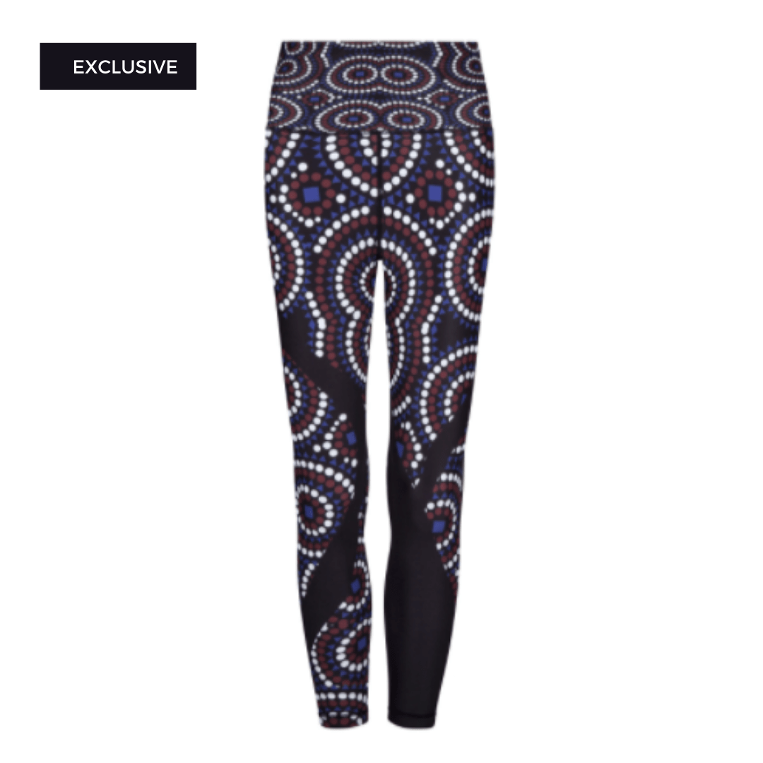 Afrifitness Leggings XS Signature Vibrant Leggings