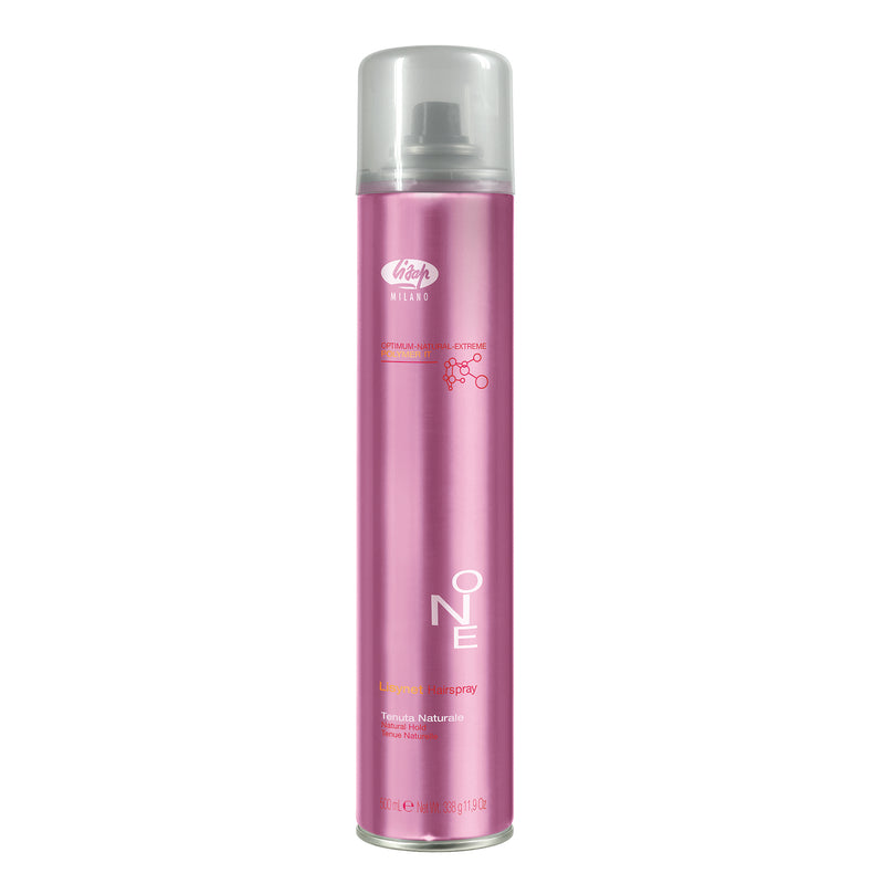 One Hair Spray Natural Hold